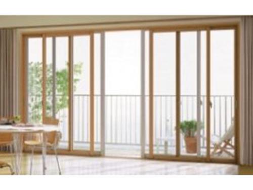 画像:YKK AP プラマードU(単板ガラス)3mm透明ガラス幅1,700×高さ2,000 エコ内窓
