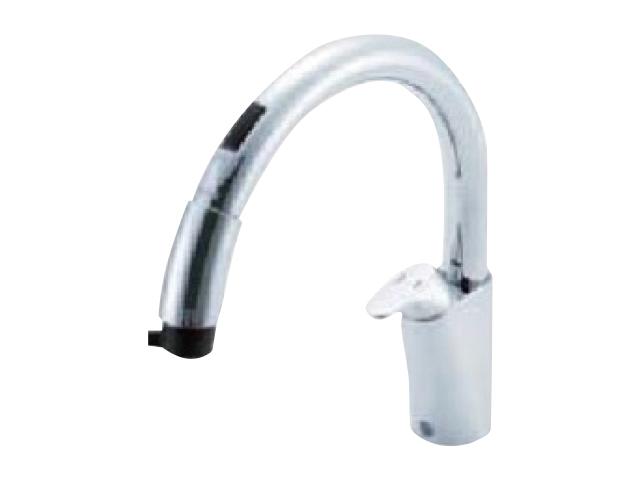 画像:LIXIL キッチン用 タッチレス水栓