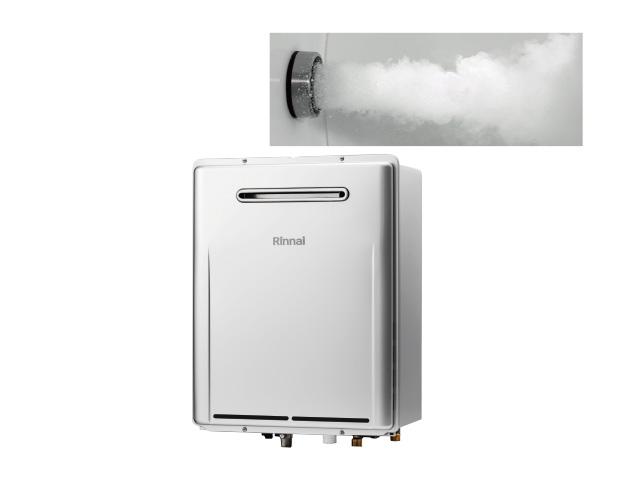 画像:Rinnai マイクロバブルバスユニット 内蔵型ふろ給湯器