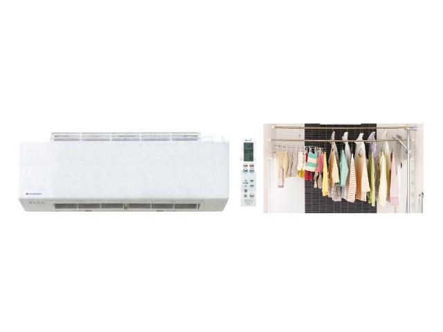 画像:NORITZ 浴室暖房乾燥機