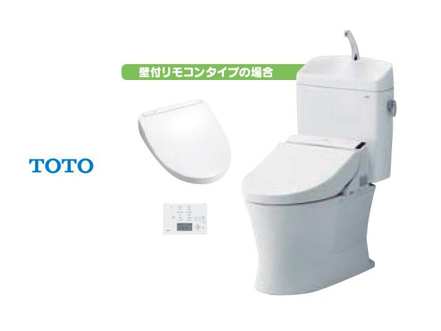 画像:TOTO ピュアレストQR+ アプリコットF1A