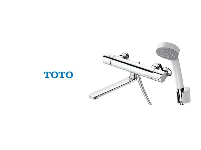 画像:TOTO 浴室水栓